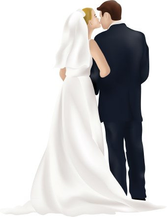 340x442 Bride And Groom Gallery For Bride Groom Clip Art Free Download