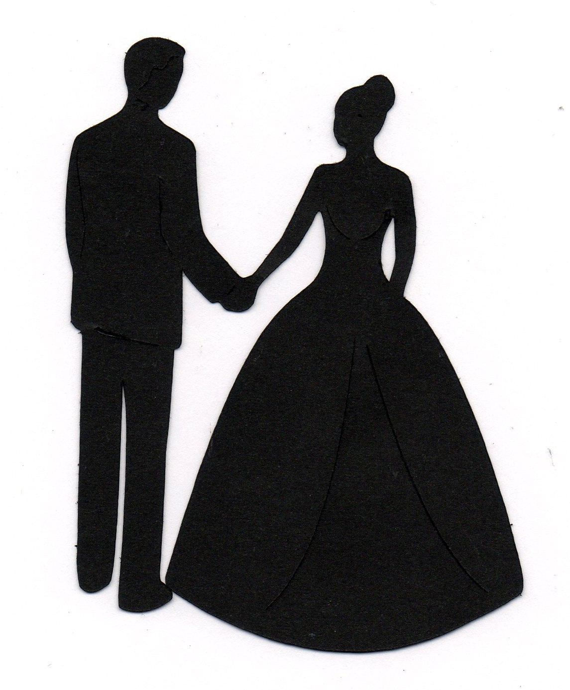 1145x1386 Bride And Groom Clipart 3 Bride And Groom Silhouette Image