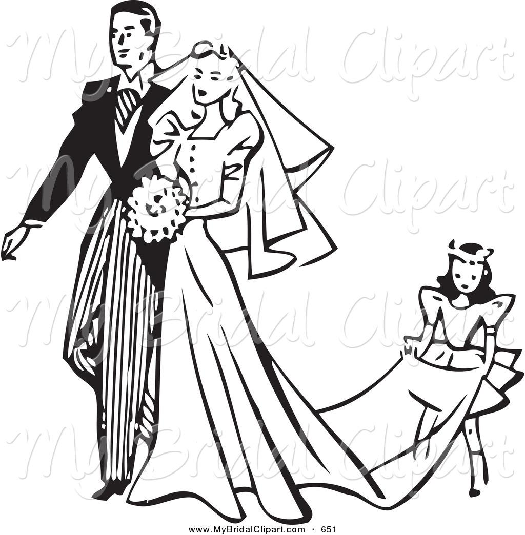 1024x1044 Bride Clip Art Black And White Cliparts