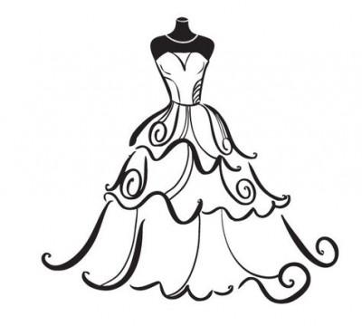 400x360 Bride Clip Art Clipart Images Net