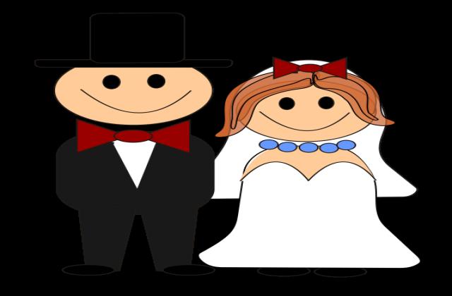 Bride Groom Clipart | Free download best Bride Groom ...