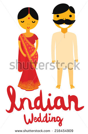 308x470 Asians Clipart Bride And Groom