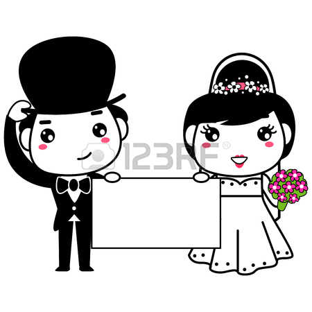 450x450 Bride And Groom Clipart Amp Bride And Groom Clip Art Images