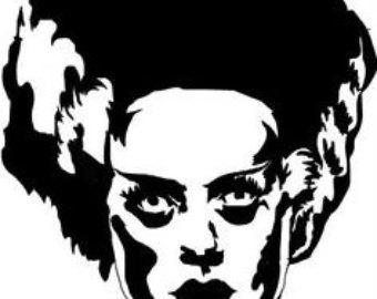 340x270 Bride Of Frankenstein Clipart His