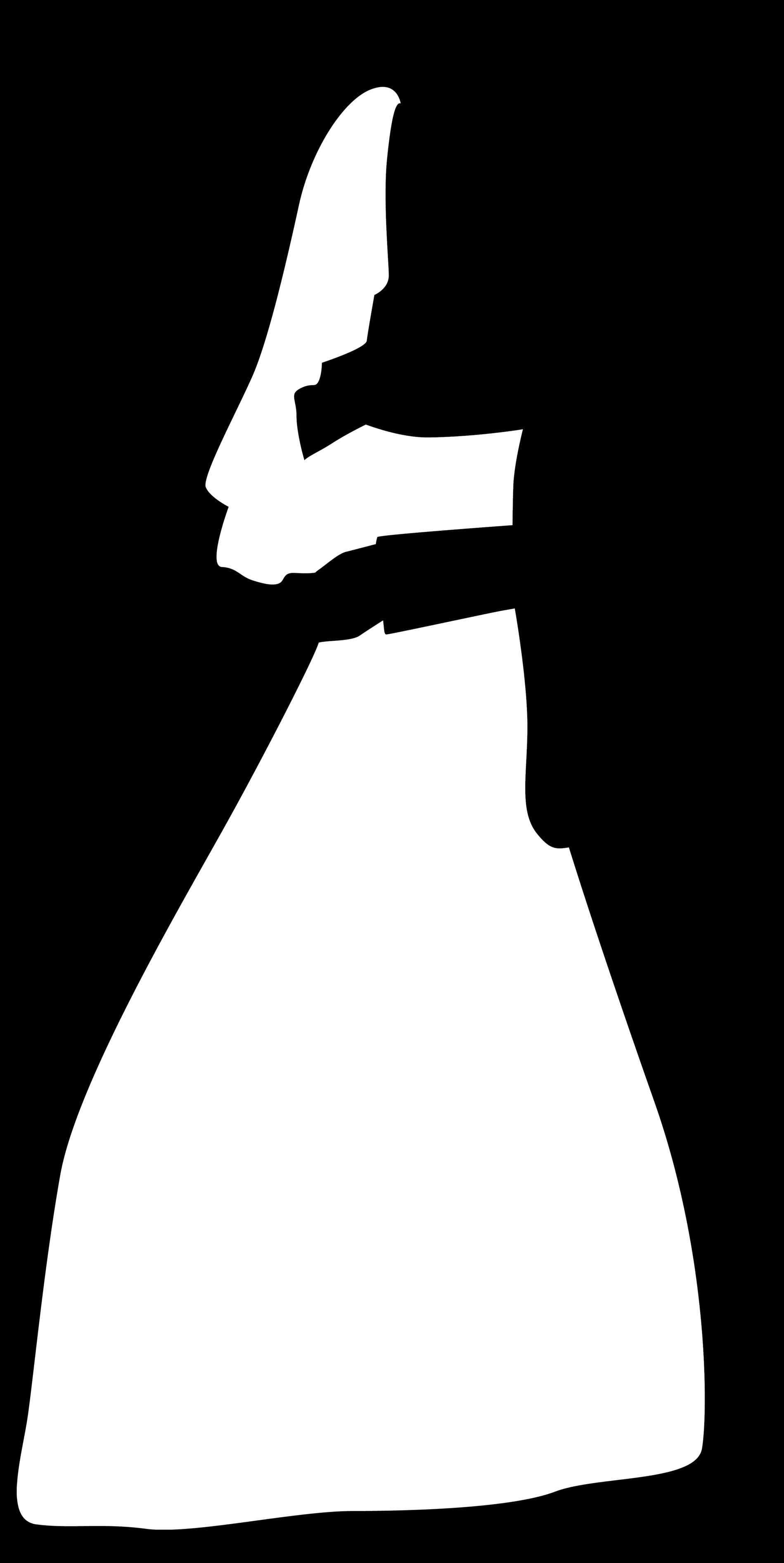 1899x3783 Bride And Groom Kissing Silhouette Clip Art