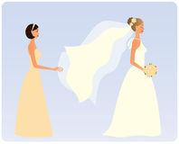 198x160 Bridesmaid Clipart