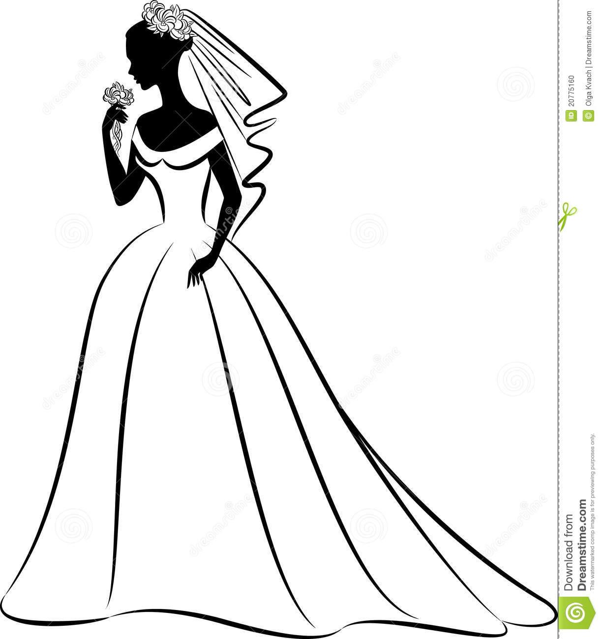 1224x1300 Gallery Clipart Bridesmaid