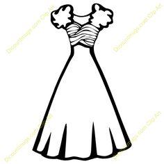 236x236 Free Clipart Images Little Black Dress