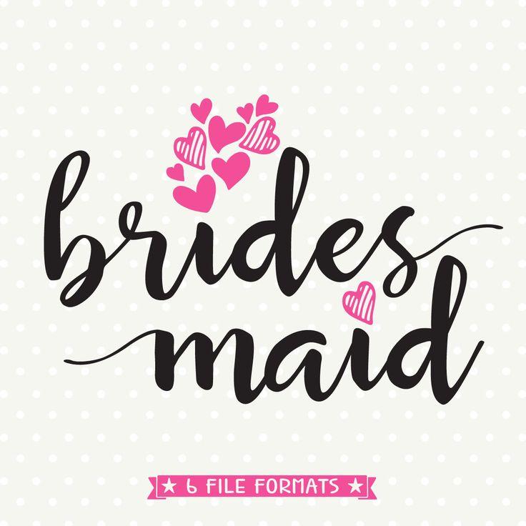 Bridesmaid Silhouette