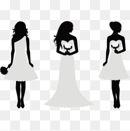 260x261 Bridesmaid Png, Vectors, Psd, And Icons For Free Download Pngtree
