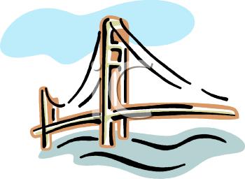 350x256 Bridges Clip Art Clipart Panda