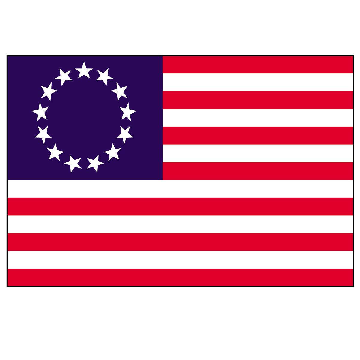 1200x1200 American Colonial Flag Colonial America (1492 1763)