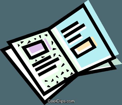 480x414 Flyer Clipart