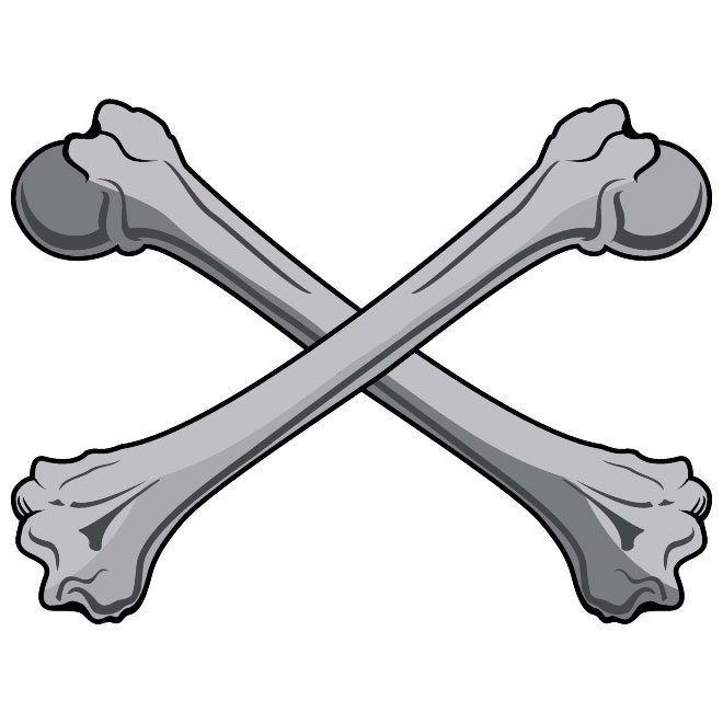 Broken Bone Clipart