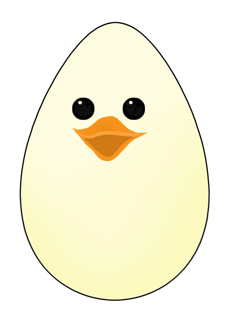 717x1032 Funny And Cute Easter Clip Art