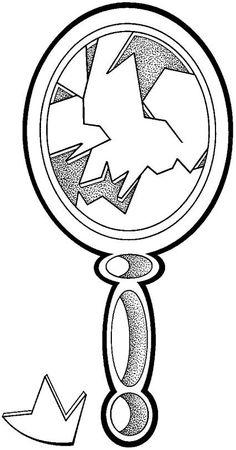 236x450 Drawing Broken Glass Diy Glasses Tattoo, Broken
