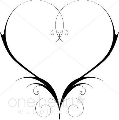 384x388 Wedding Clip Art Black And White Border Clipart Panda