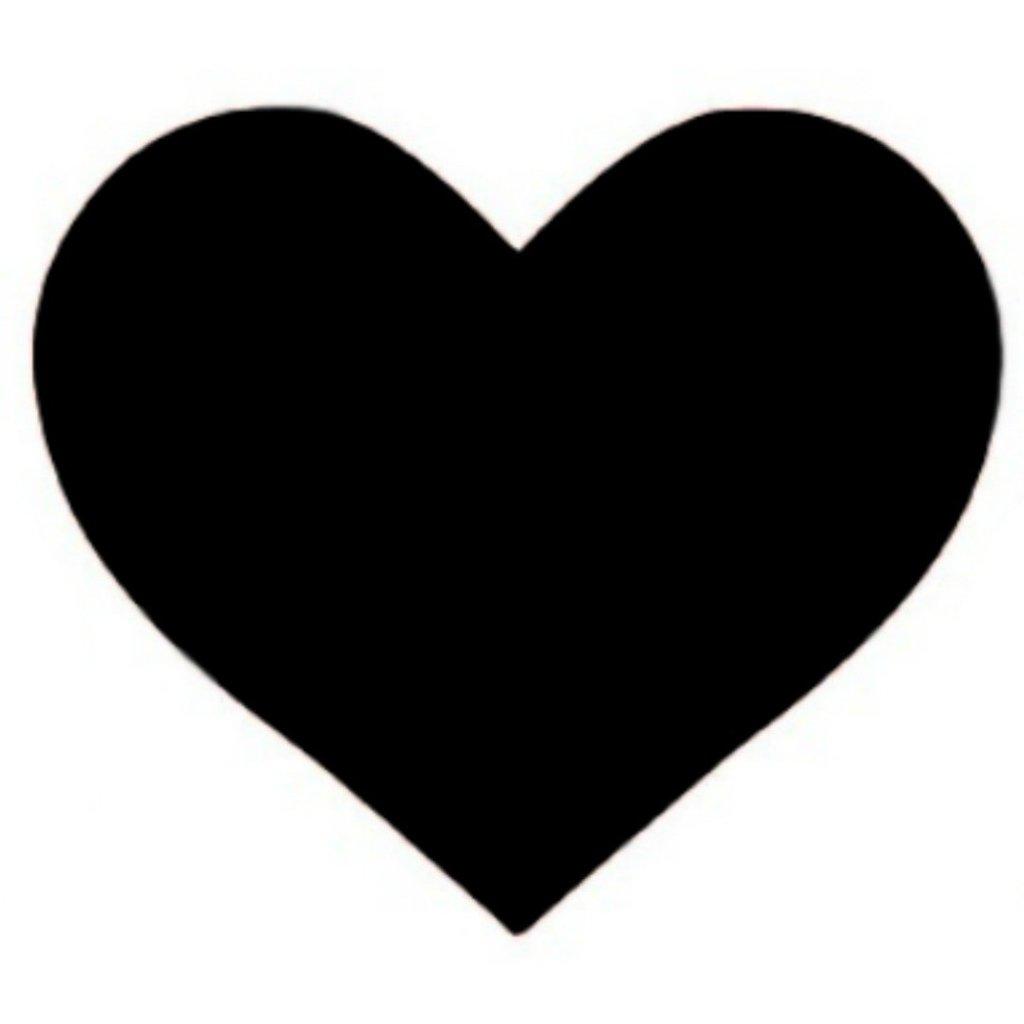1024x1024 Black Heart Broken Heart Cliparts Free Download Clip Art