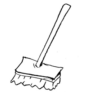 Broom Clipart Black And White | Free download best Broom ...  Broom Clipart Black And White