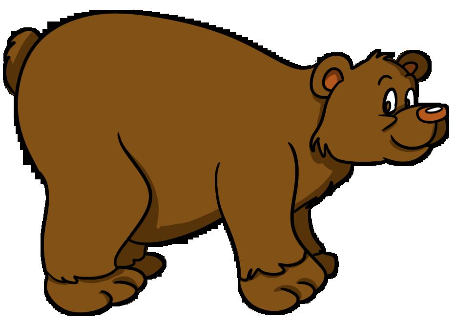 934x667 Brown Clipart Bear Hunt