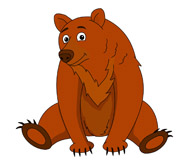 195x164 Bear Images Clip Art
