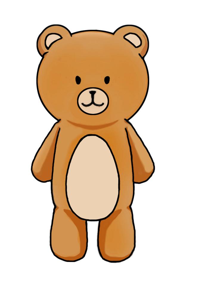 671x960 Brown Bear Clipart Cute Bear Head