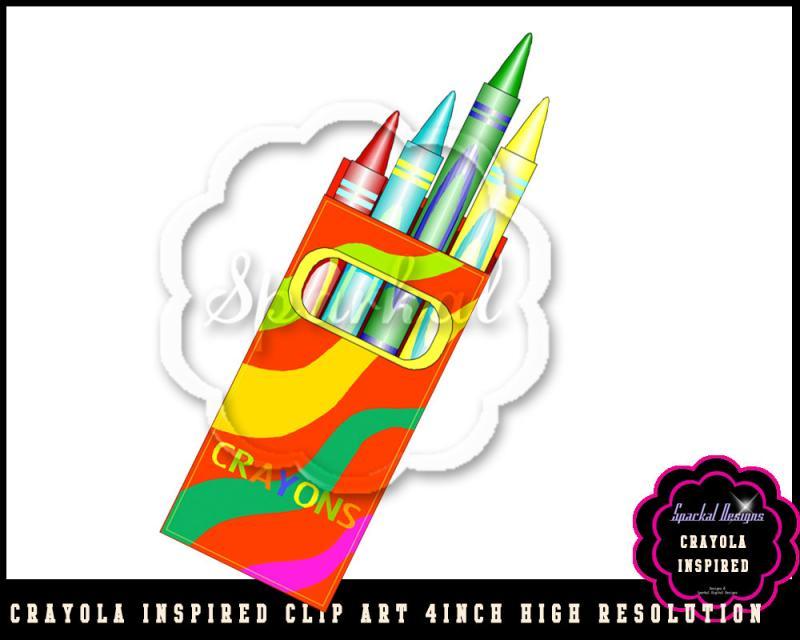 800x640 Crayola Crayon Clipart