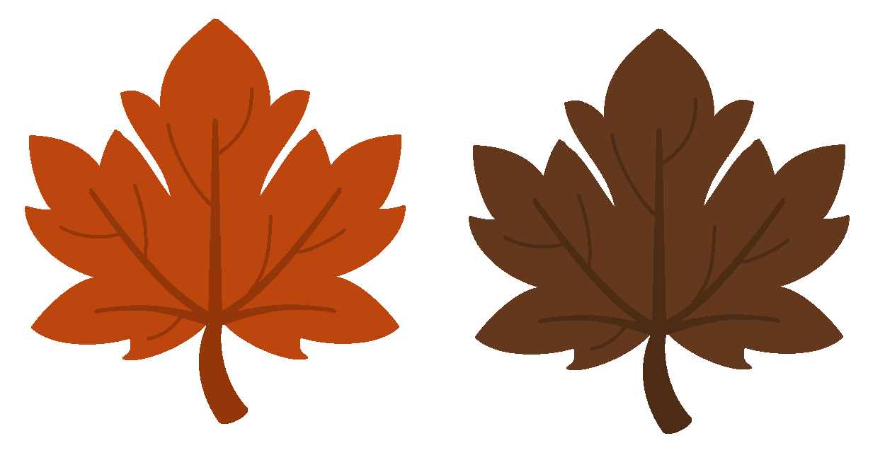 1250x650 Brown Leaf Clipart Free Clipart Images
