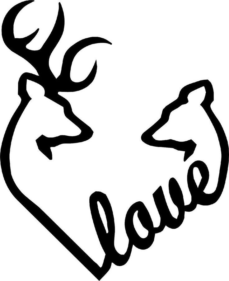 736x903 Best Browning Heart Tattoos Ideas Michele Buck