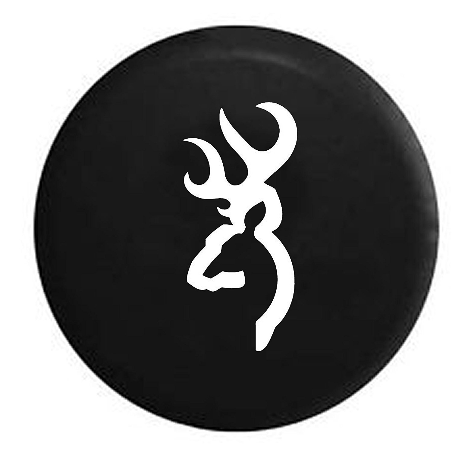 1500x1500 Browning Buckmark Deer Hunting Spare Tire Cover Oem