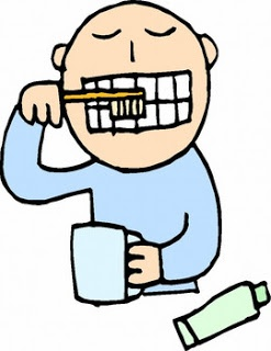 Brush My Teeth Clipart
