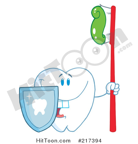 450x470 Tooth Clipart
