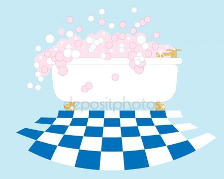 450x359 Bubble Bath Stock Vectors, Royalty Free Bubble Bath Illustrations