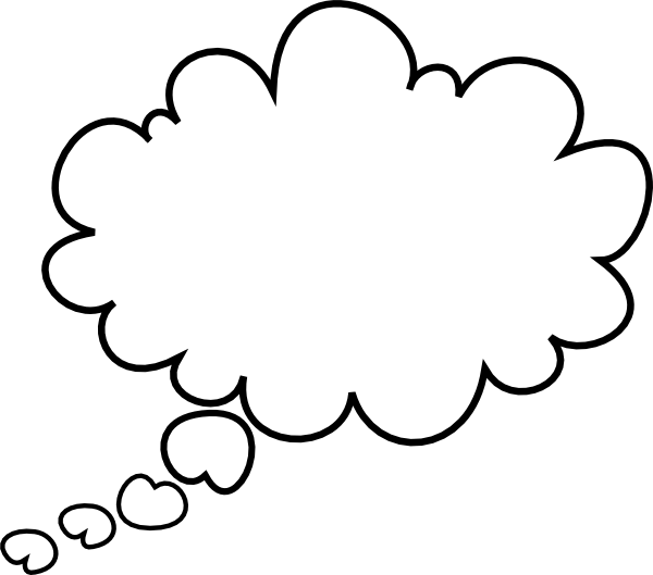 600x529 Free To Use And Share Thought Bubble Clipart Clipartmonk