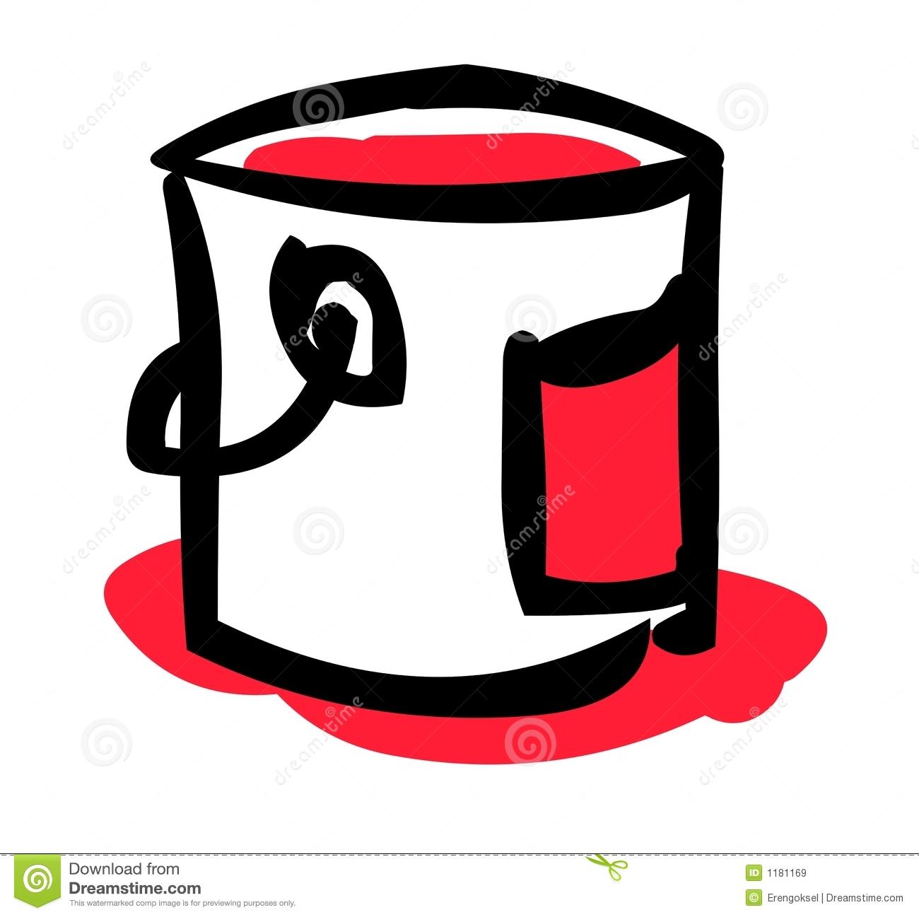 1300x1297 Paint Clipart Paint Bucket Clip Art Black And White Paint Bucket