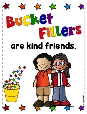 350x457 Bucket Filler Posters And Activities Classroom Activities