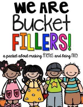 270x350 The Bucket Filler, Friendship Club Bucket Filling Classroom