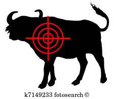 225x195 African Buffalo Clip Art Eps Images. 338 African Buffalo Clipart