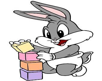 340x270 Bugs Bunny Svg Etsy