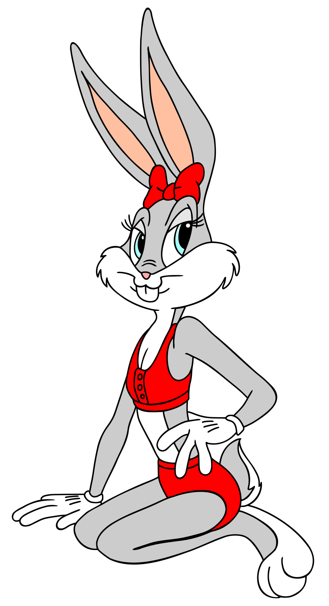 1280x2354 Honey Bunny (Bugs Bunny#39s girlfriend)