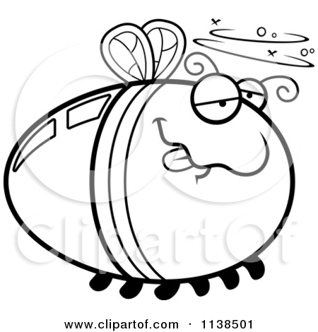 450x470 Firefly Clipart Black And White