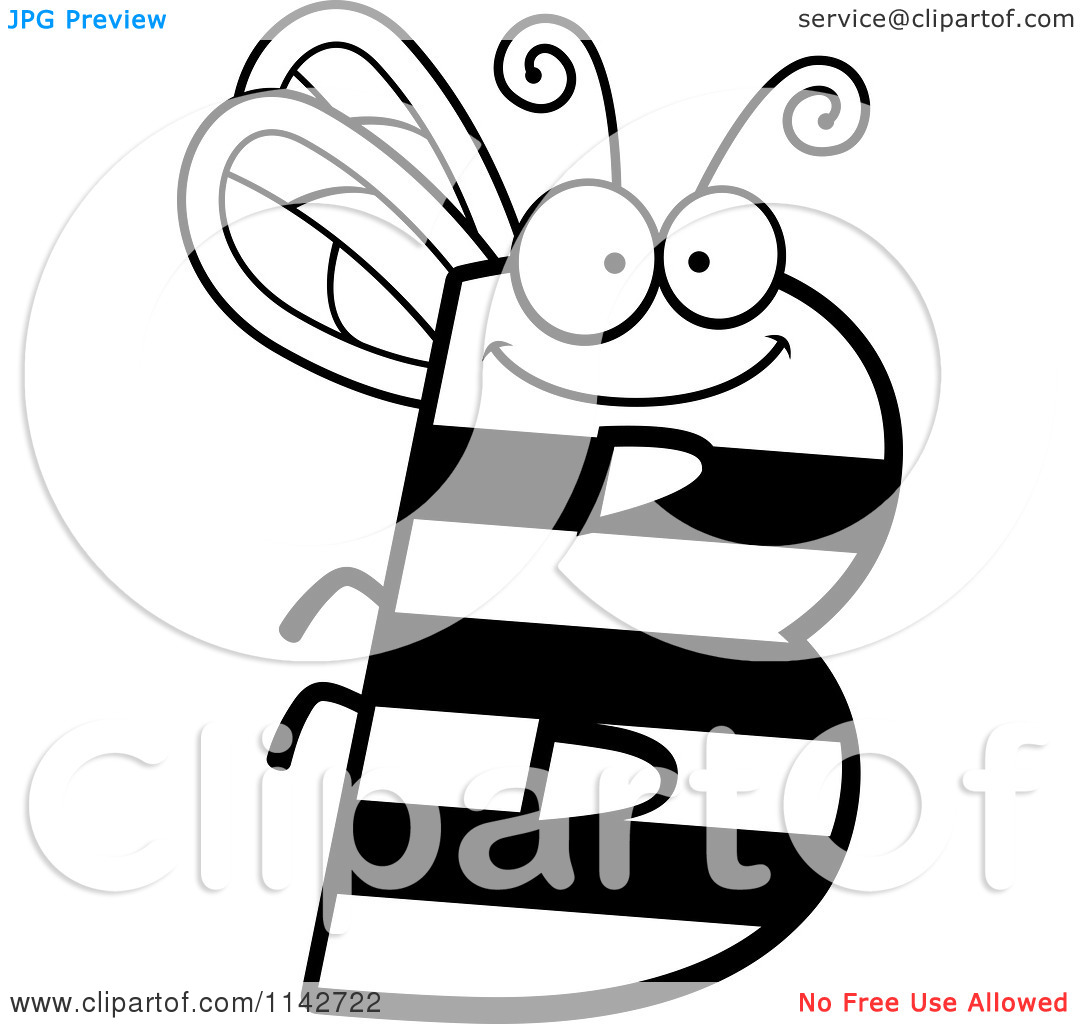 1080x1024 Letter B Clipart Black And White