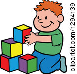 157x150 Building Blocks Clipart