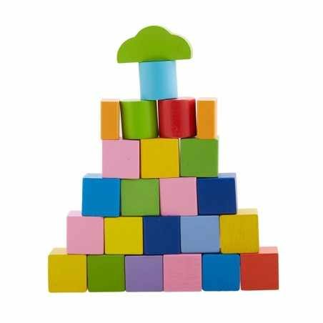 452x452 Buy Kids Wooden Toy Building Blocks