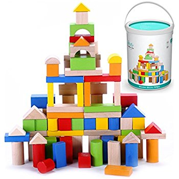 350x350 Haba Colored Building Blocks