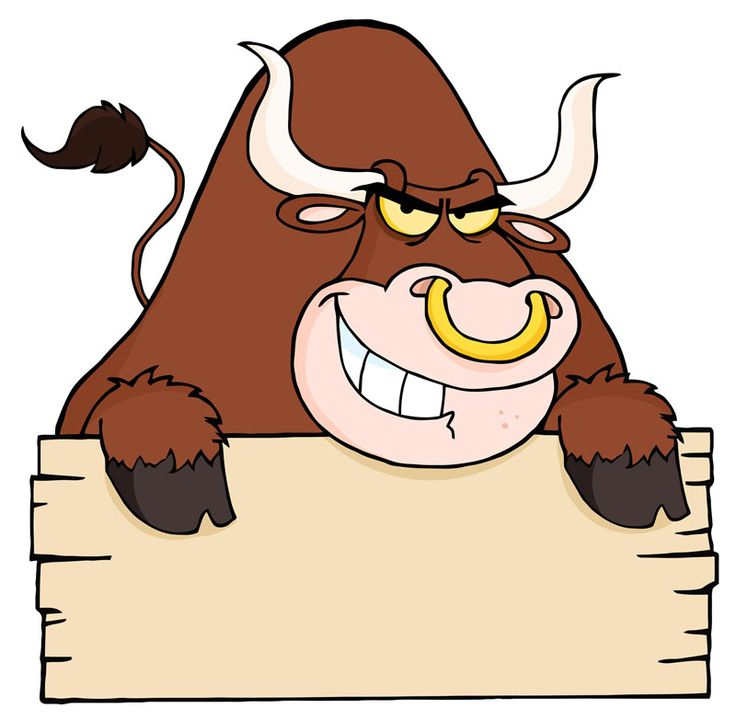 736x720 Free Vector About Bull Vector Art.bull Head Free Clip Art, Head