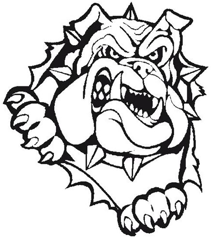436x488 Bulldog Clipart Spice Up Your Website With Free Bulldog Clip Art