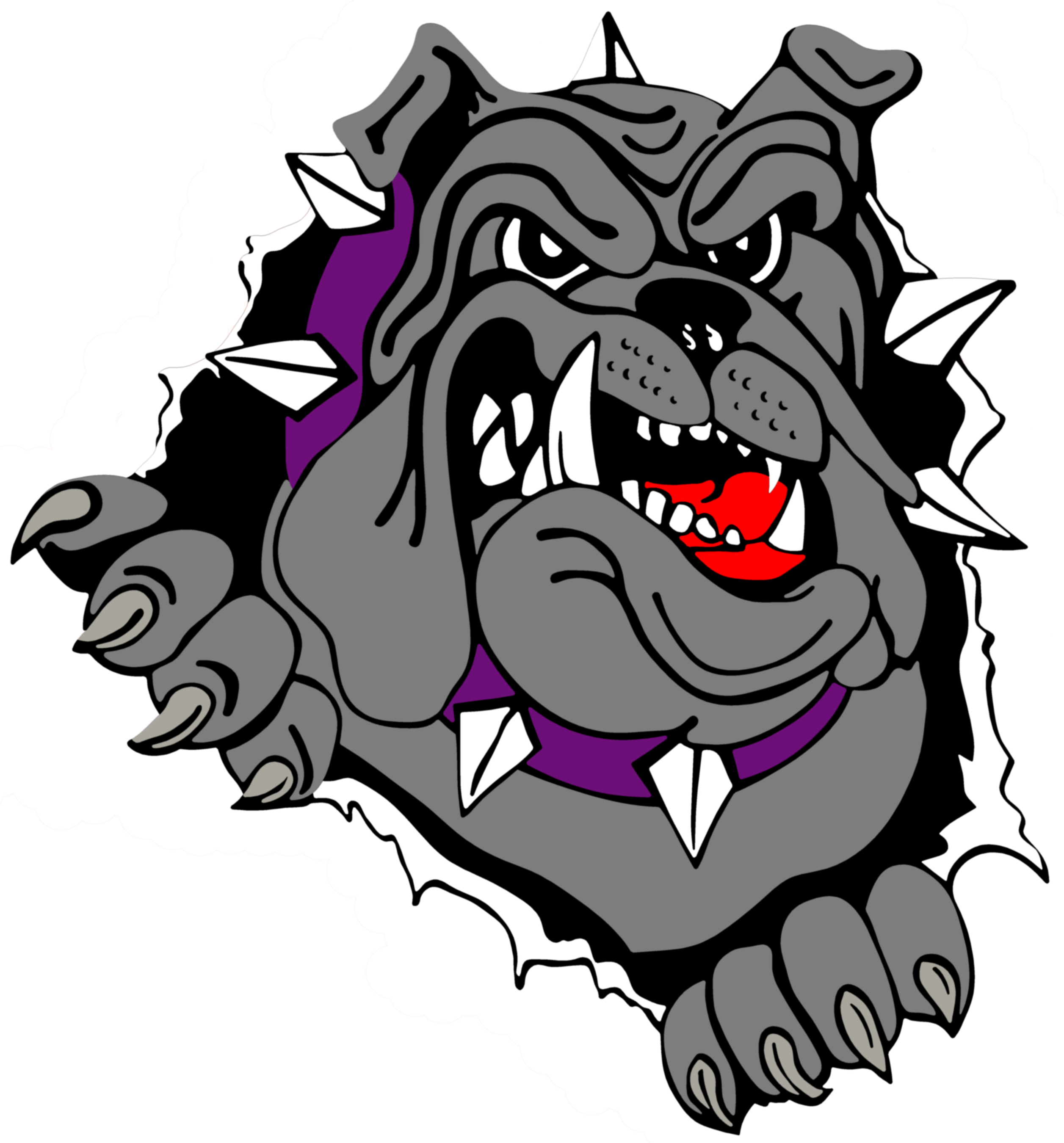 2513x2700 Does The Bulldog With The Bulldog Logo
