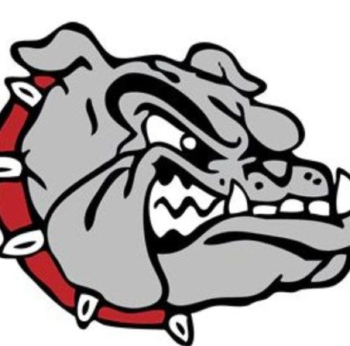 Bulldog Basketball Logo