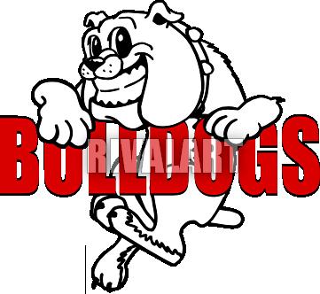 361x332 Free Bulldog Clipart